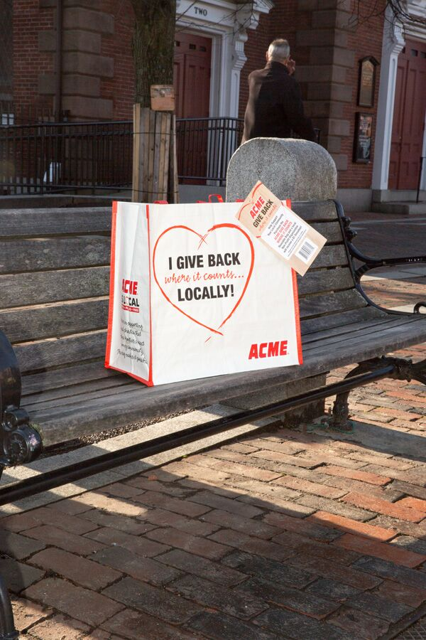 ACME - BAG - BENCH